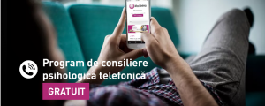 consiliere psihologica telefonica iasi